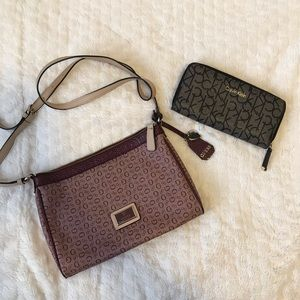 Bundle of purse and wallet